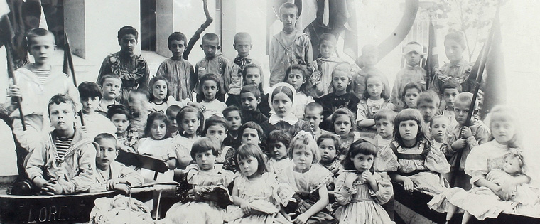 Deutscher Kindergarten, 1920